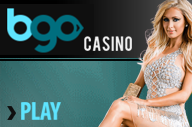 BGO mobile and desktop casino site